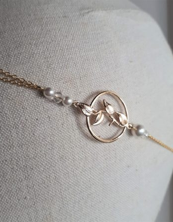 Sasha - Headband mariage avec perles swarovski
