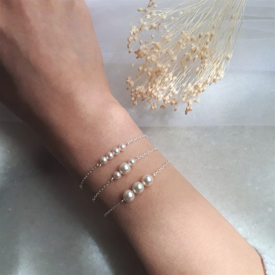 Zoé - Bracelet mariage
