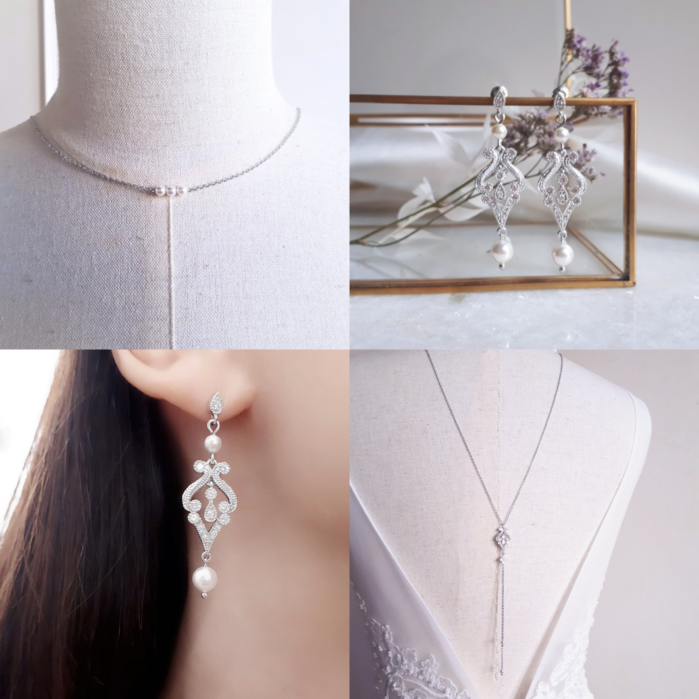 agatha collier perle