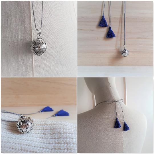 Étoile - Bola de grossesse – Pregnancy Necklace