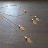Eve – Parures de bijoux mariage avec perles swarovski (ou sans perles)