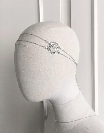 """Headband mariage """"Emma"""""""