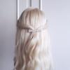Noémi - Pince à cheveux perles