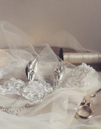 Fatou - Bijou de tête mariage